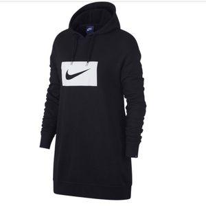 New NIKE hoodie Sweatshirt Dress with pocket!